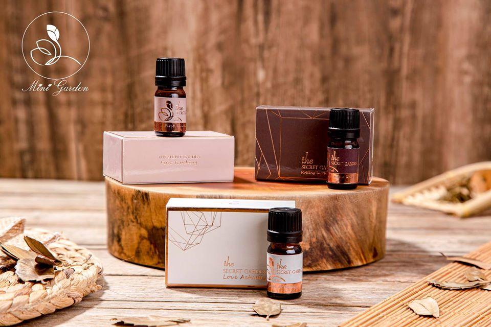 Nước hoa thu hút Mini Garden - Secret Garden Perfume