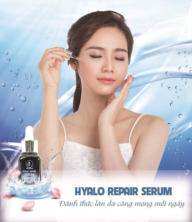 Serum hyalo repair Mini Garden