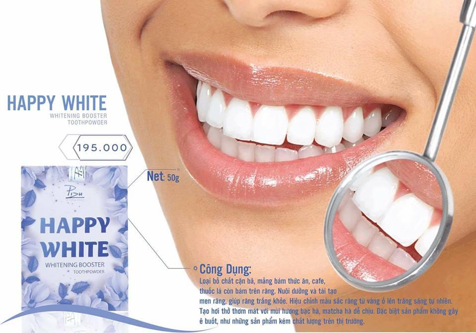 Bột làm trắng Răng